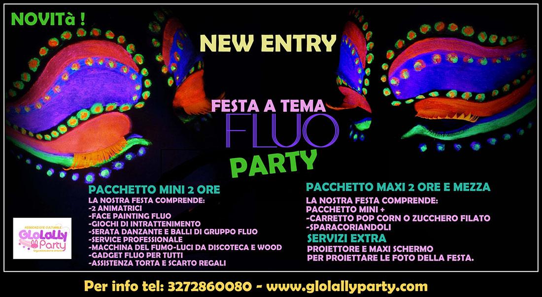 Famoso Feste a tema | GlolallyParty - Animazione e divertimento a Siracusa NU93